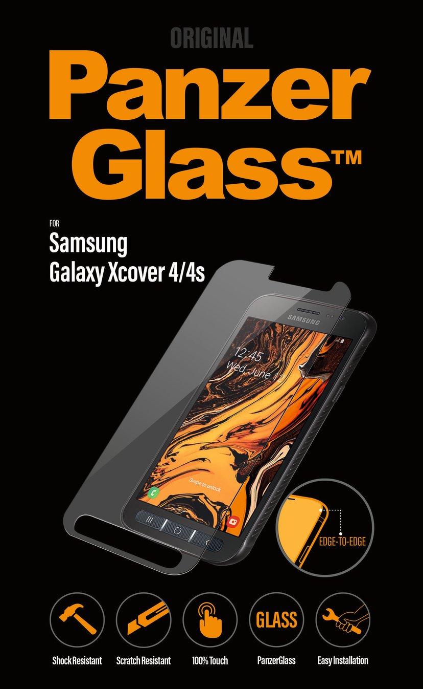 Panzerglass Skjermbeskyttelse Samsung Galaxy Xcover 4/4s
