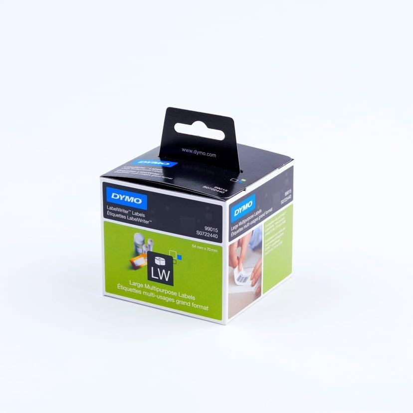 Dymo Etiketter Diskett 70 x 54mm - LW