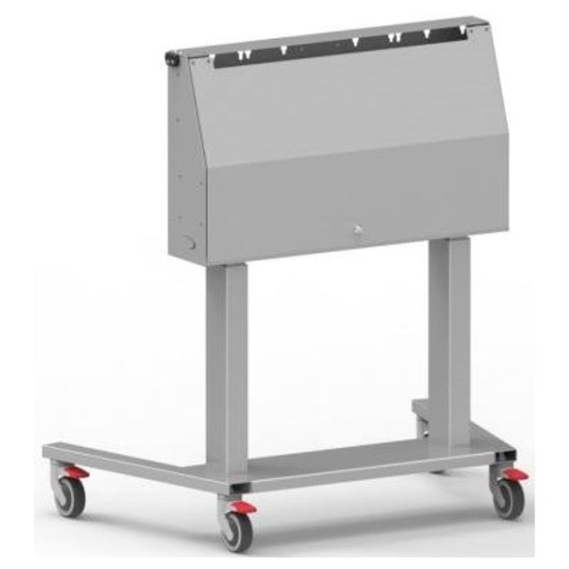 Ergoxs ErgoFrame Touch Trolley Floor Stand