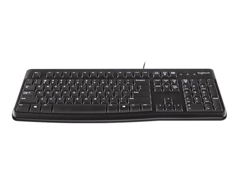 Logitech Desktop MK120 International NSEA
