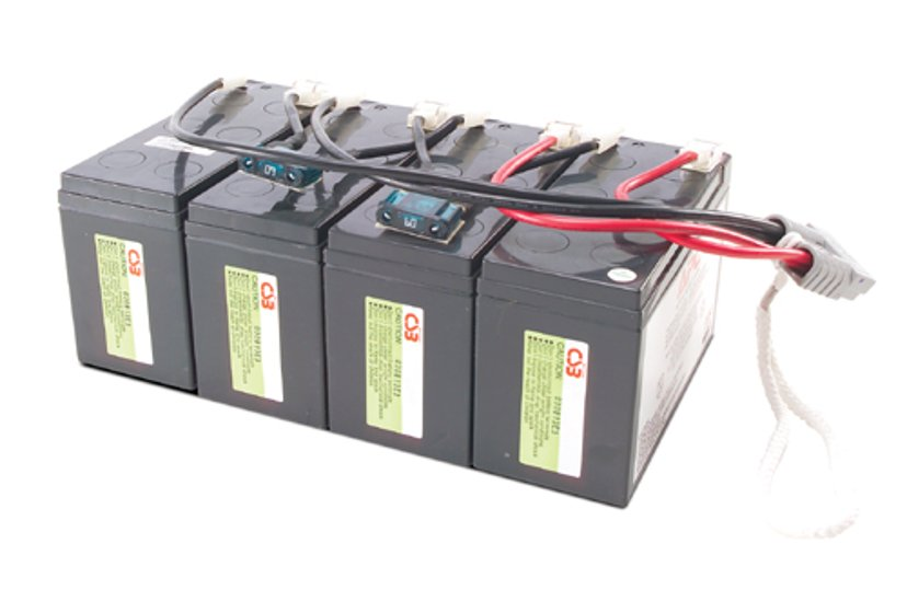 APC Replacement Battery Cartridge #25
