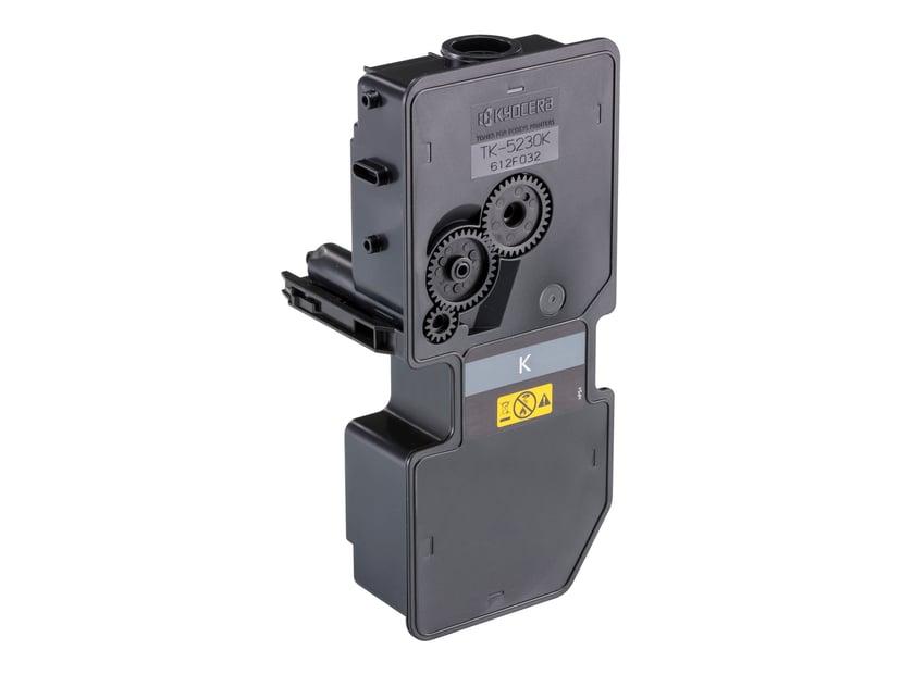 Kyocera Värikasetti Musta 2.2K Tk5230K - P5021/M5021