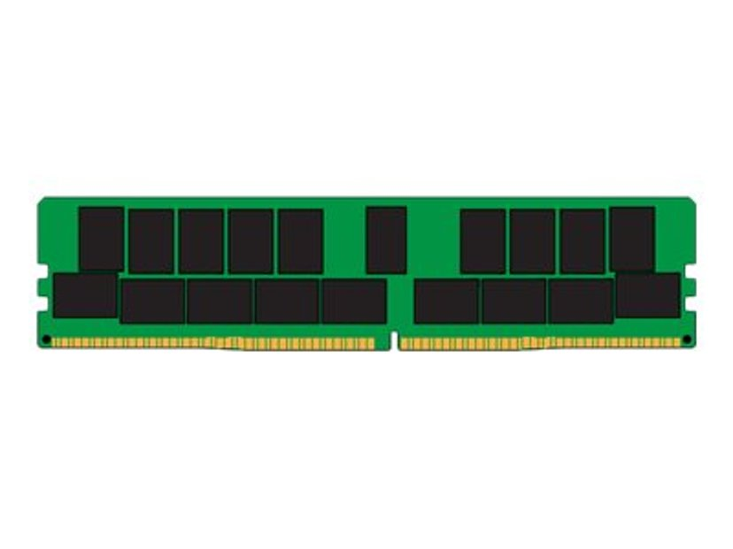 Kingston ValueRAM 128GB 2,400MHz DDR4 SDRAM DIMM 288-PIN