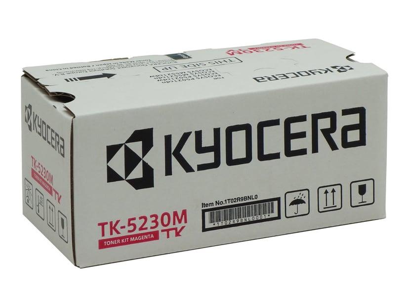 Kyocera Toner Magenta 2.2K Tk-5230M - P5021/M5021