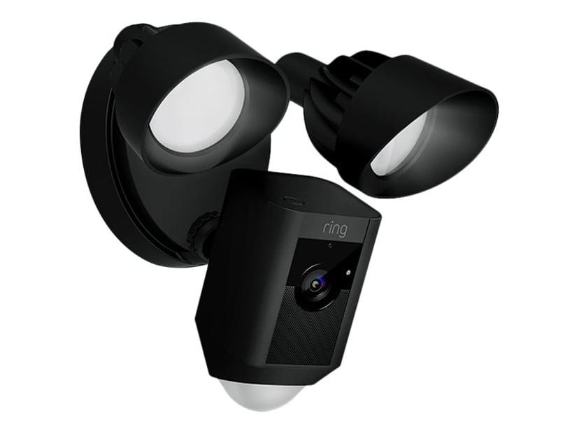 Ring Floodlight Kamera - Svart