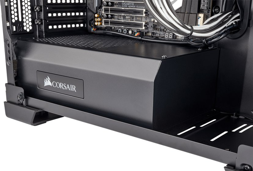 Corsair Crystal 570X PSU Shroud Cover