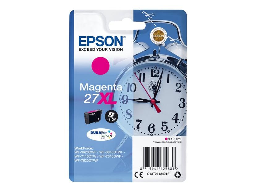 Epson Blæk Magenta 27XL