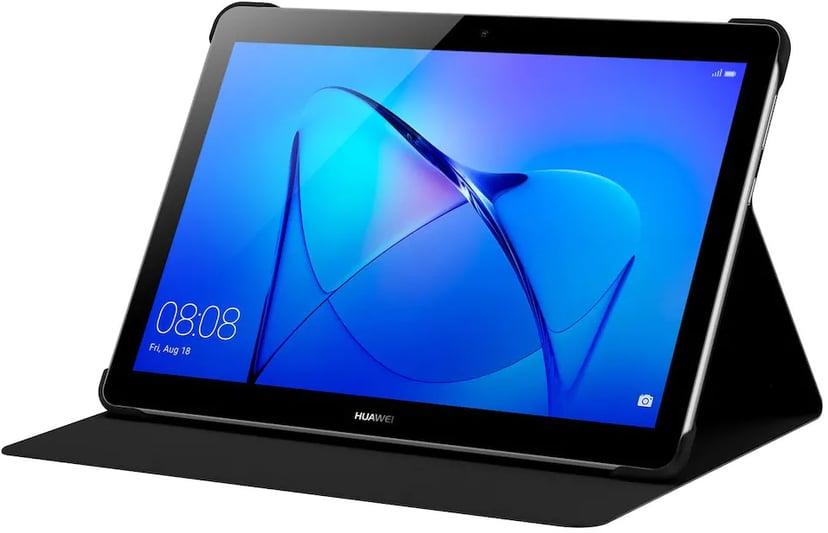 """Huawei Flip Cover Huawei MediaPad T3 10"""" Svart"""