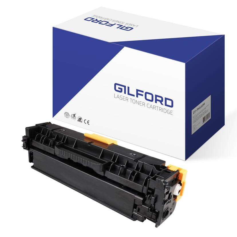 Gilford Toner Magenta 304A 2.8K - cm2320 - Cc533A