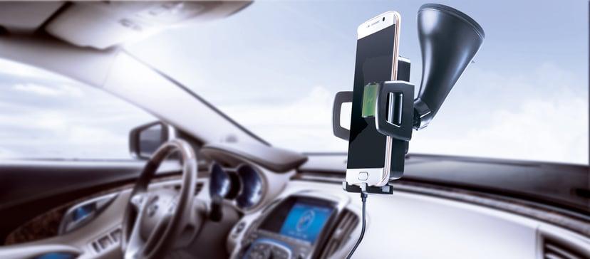 Cirafon Wireless Car Charger Svart