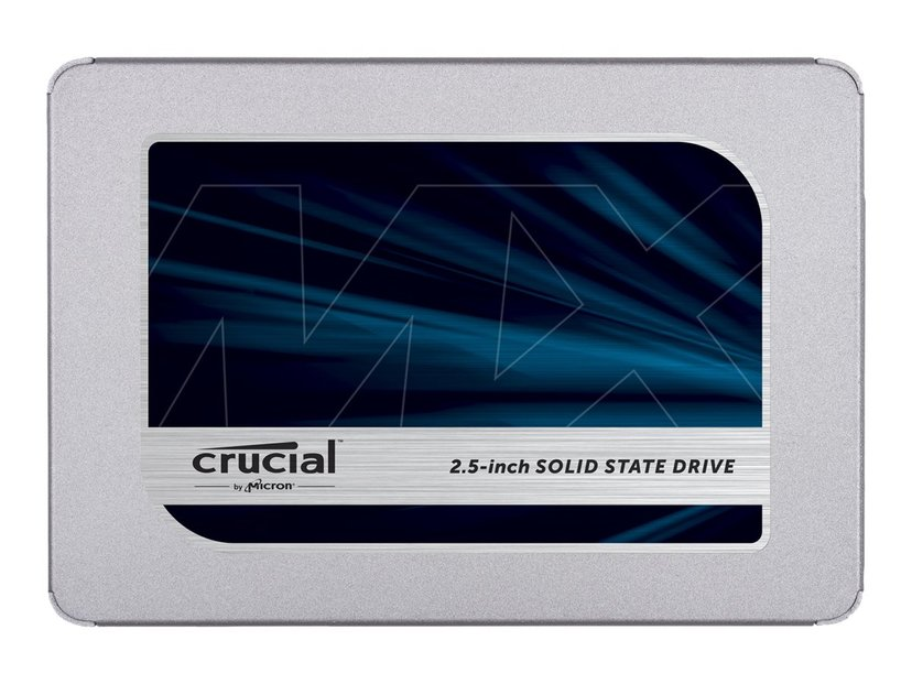 "Crucial MX500 2,000GB Serial ATA-600 2.5"""