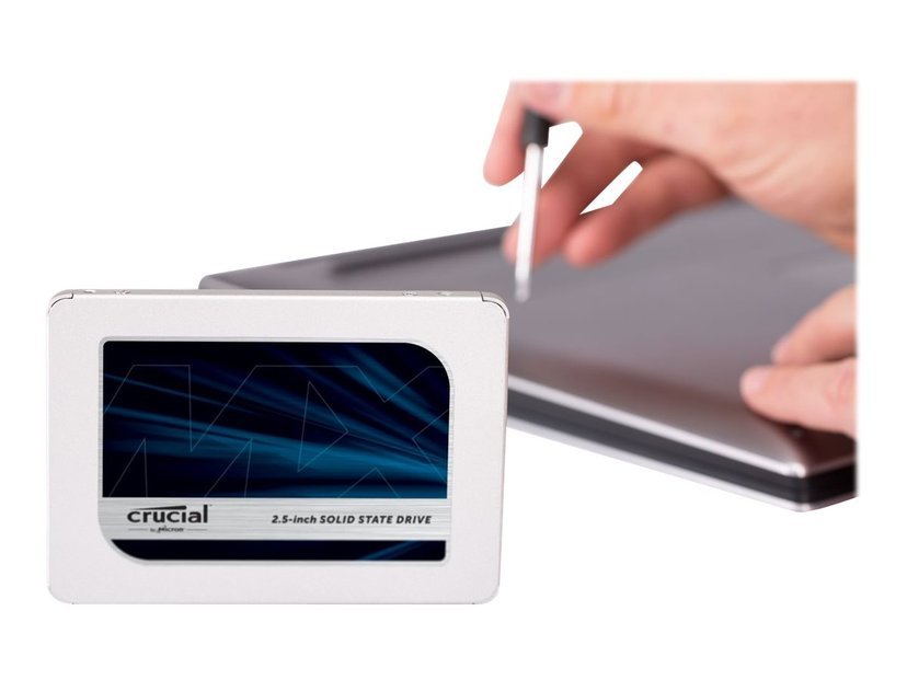 "Crucial MX500 250GB Serial ATA-600 2.5"""