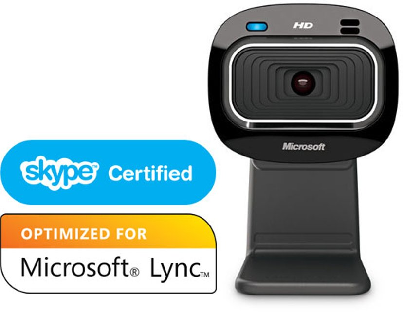 Microsoft LifeCam HD-3000 1280 x 720 Nettkamera