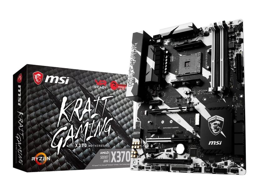 MSI X370 KRAIT GAMING ATX Hovedkort
