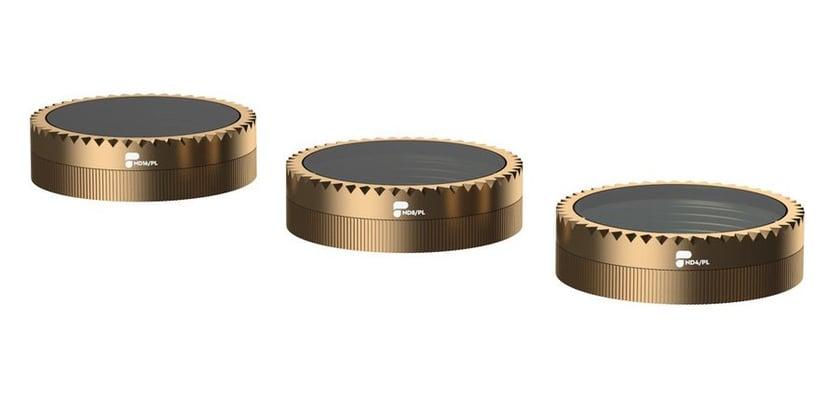 PolarPro Cinema series Vivid 3-pack ND/PL-filter Mavic Air