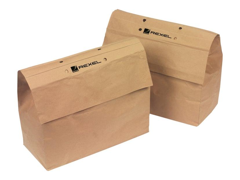 Rexel Mercury Recyclable Shredder Waste Bags