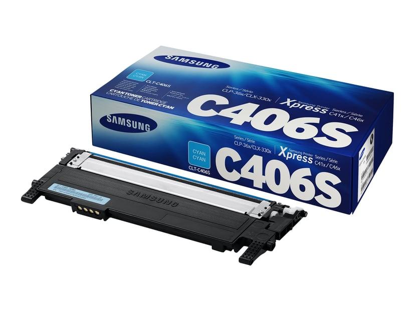 HP Toner Cyaan 1K - ST984A