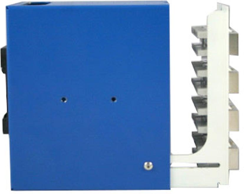 Direktronik Patchpanel 12 porter Foliebelagt tvunnet parkabel (FTP) CAT 6