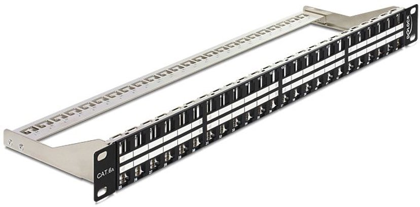 Delock Patchpanel 48 portar