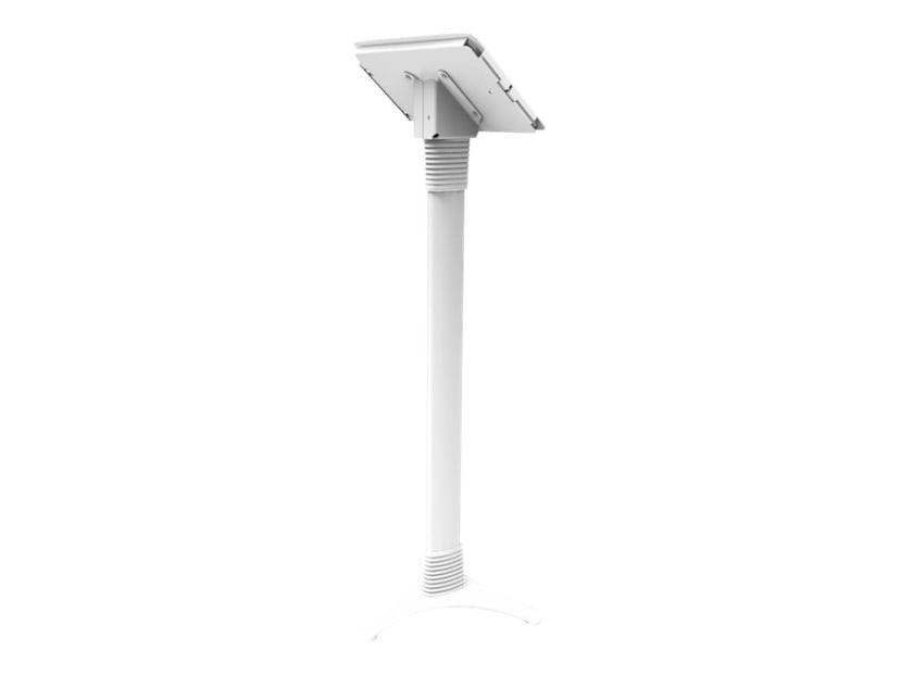 Maclocks Compulocks Space Adjustable iPad Mini Floor Stand White