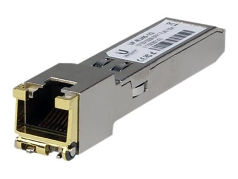 Ubiquiti U Fiber UF-RJ45-1G Ethernet, Fast Ethernet, Gigabit Ethernet