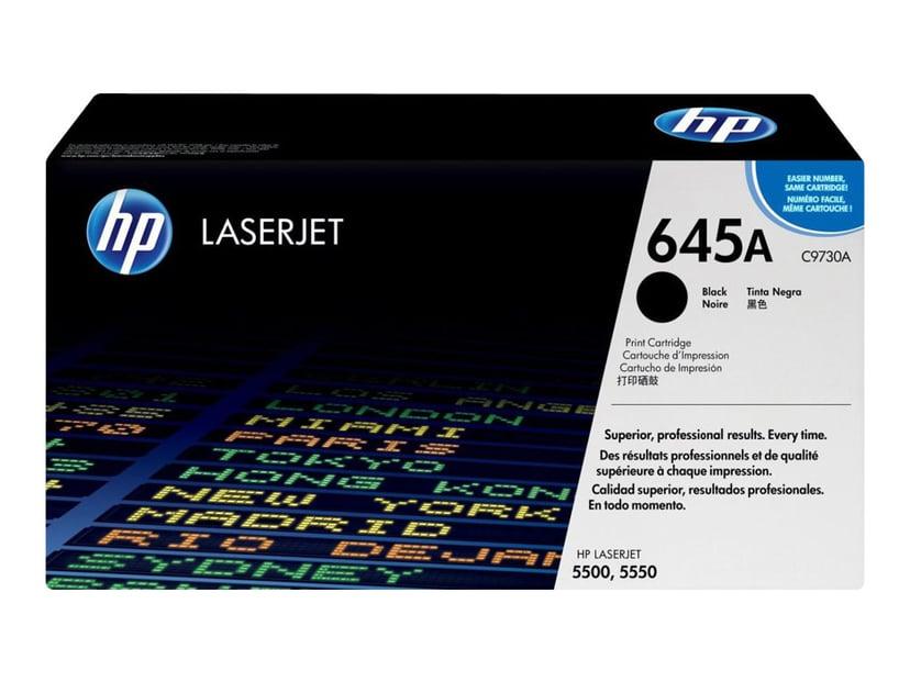 HP Värikasetti Musta 13K - C9730A