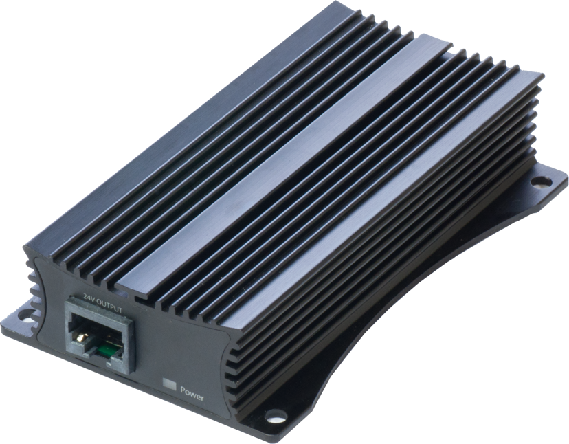 Mikrotik RBGPOE-CON-HP Passive PoE to 802.3AF/802.3AT Adapter
