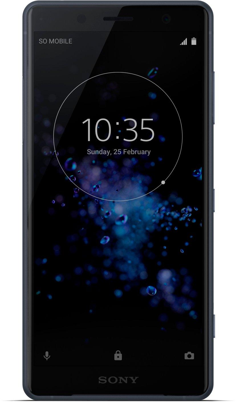 Sony XPERIA XZ2 Compact 64GB Dual-SIM Svart