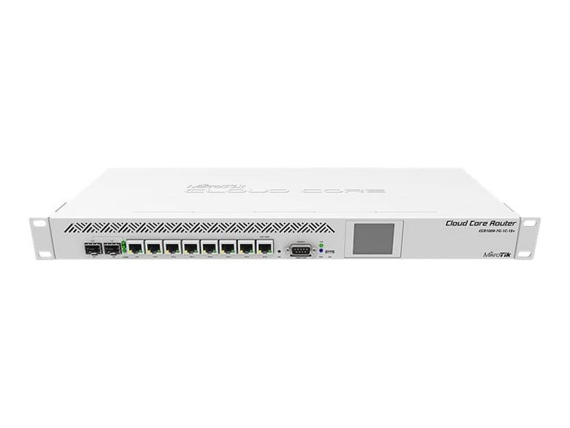 Mikrotik CCR1009-7G-1C-1S+ Cloud Core Router