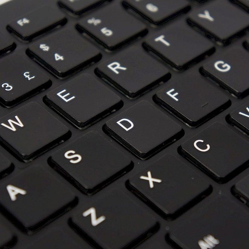 R-Go Tools R-Go Compact Tastatur Kablet Nordisk Svart