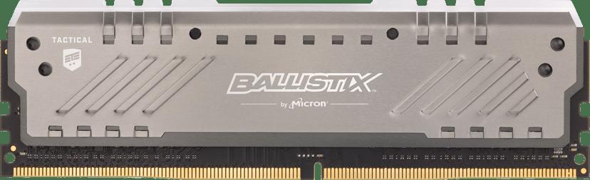 Crucial Ballistix Tactical Tracer RGB 32GB 2,666MHz DDR4 SDRAM DIMM 288-PIN