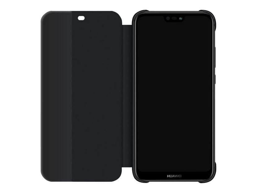 Huawei Vikbart fodral för mobiltelefon Huawei P20 Lite Svart