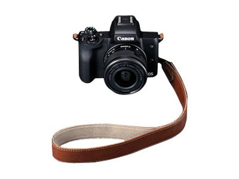 Canon EM-E2 Bruin
