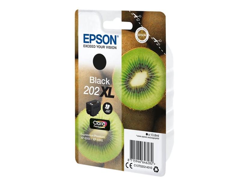 Epson Inkt Zwart 13.8ml 202XL - XP-6000/XP-6005