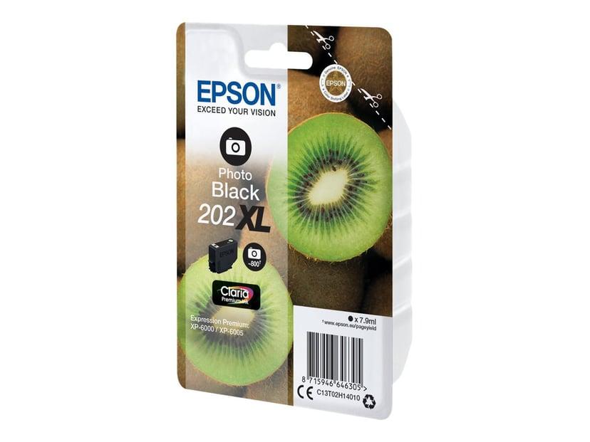 Epson Bläck Foto Svart 7.9ml 202XL - XP-6000/XP-6005