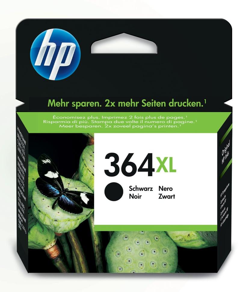 HP Bläck Svart 364XL, 550 SIDOR