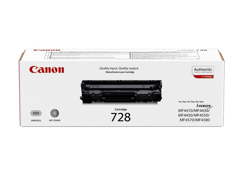 Canon Toner Sort 728, 2,1k - MF4430