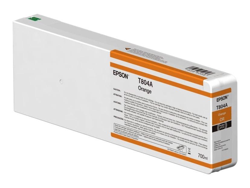 Epson Blæk Orange 700ml - P7/9000