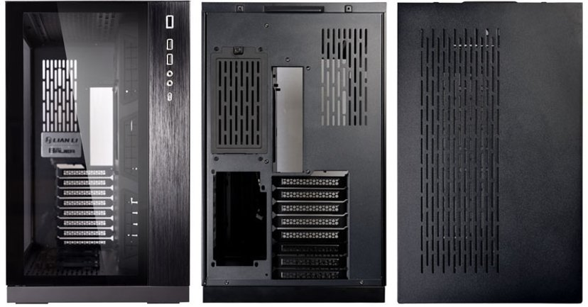 Lian-Li PC-O11 Dynamic Zwart
