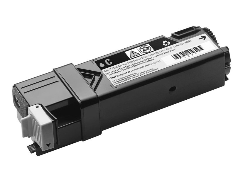 Dell Toner Cyan 2.5k HC - 2150/2155