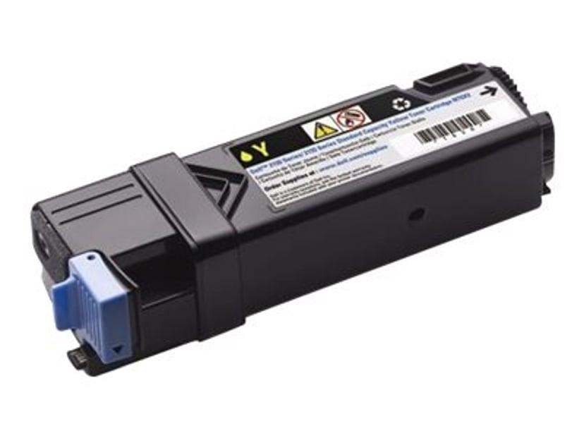 Dell Toner Gul 2.5k HC - 2150/2155