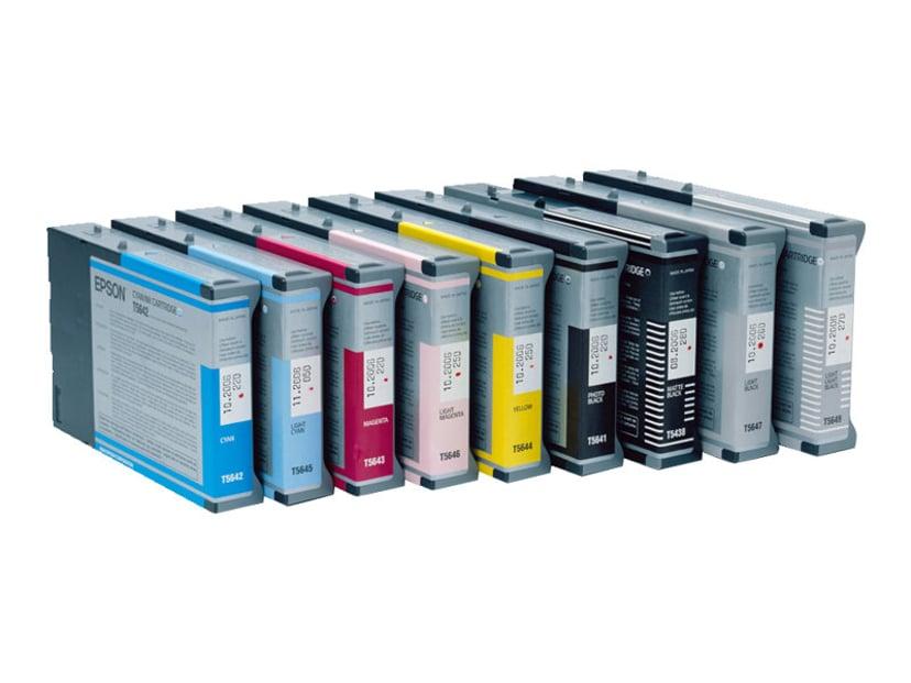 Epson Blekk Svart - STYLUS PRO 7600 110ml