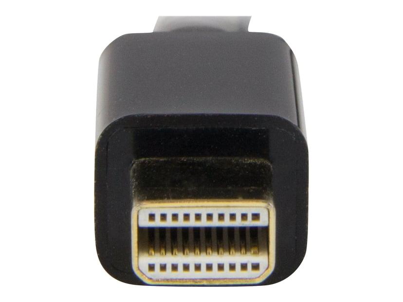 Startech Mini Displayport to HDMI DisplayPort Mini Hann HDMI Hann 2m