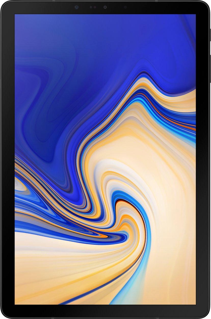 "Samsung Galaxy Tab S4 10.5"" Snapdragon 835 64GB 4GB Svart"