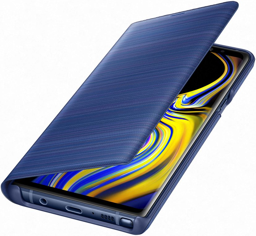 Samsung LED View Cover EF-NN960 Samsung Galaxy Note 9 Blå