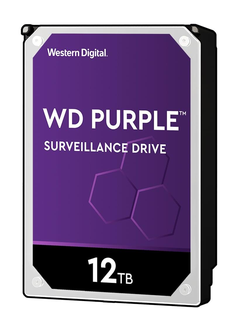"""WD Purple Surveillance Hard Drive WD121PURZ 12TB 3.5"""" Serial ATA-600"""