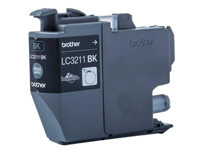 Brother Inkt Zwart LC3-211BK - DCP-J772DW/DCP-J774DW