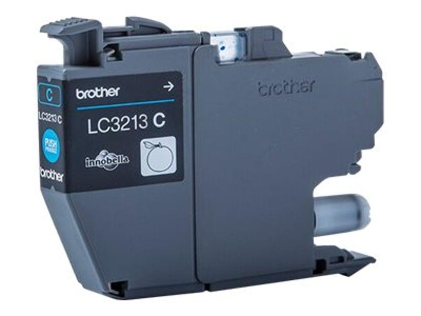 Brother Bläck Cyan LC-3213C - DCP-J772DW/DCP-J774DW
