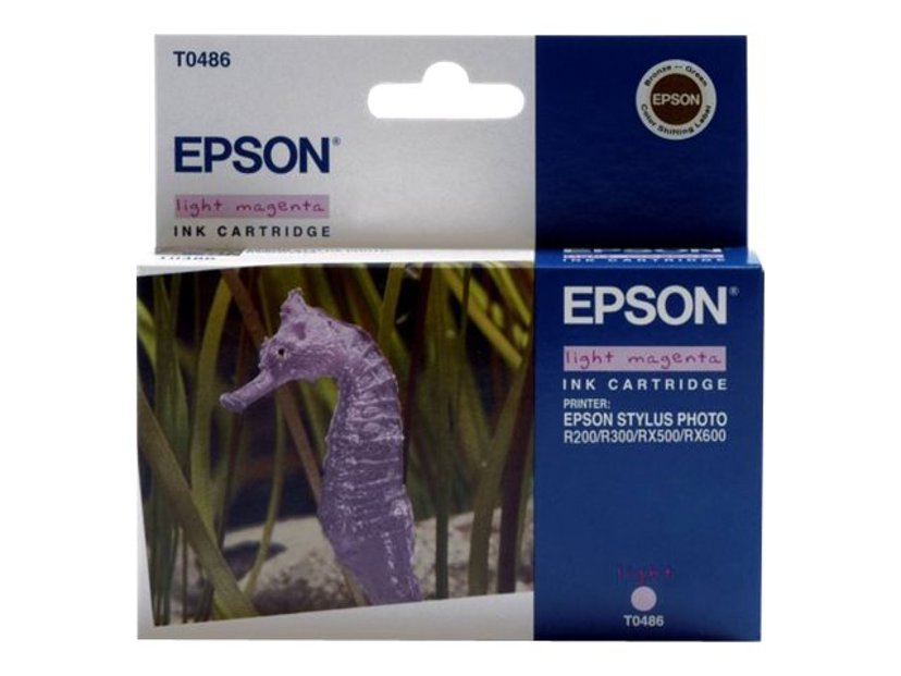 Epson Muste Kevyt Magenta STYLUS Kuva R300/RX30