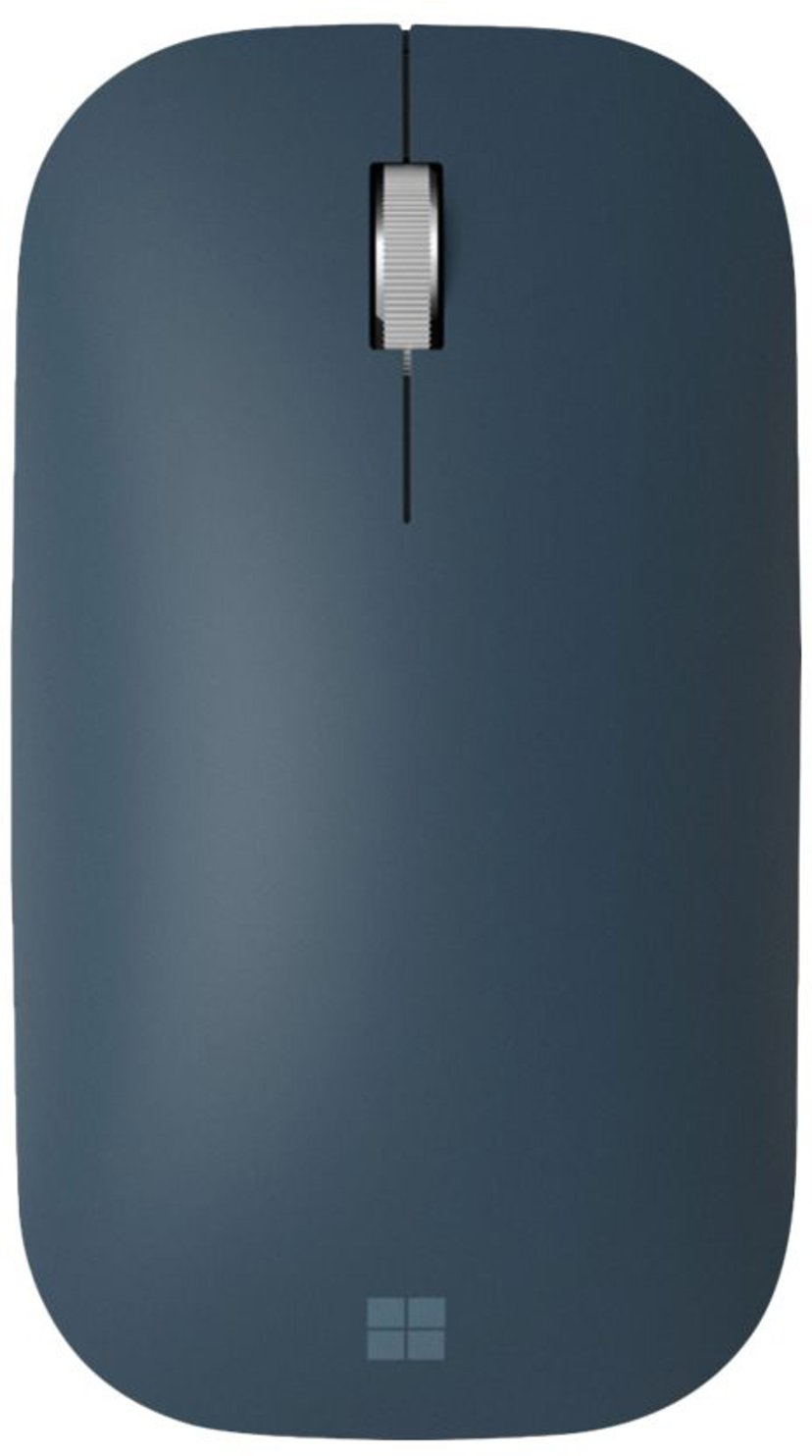 Microsoft Surface Mobile Mouse Muis Draadloos Blauw
